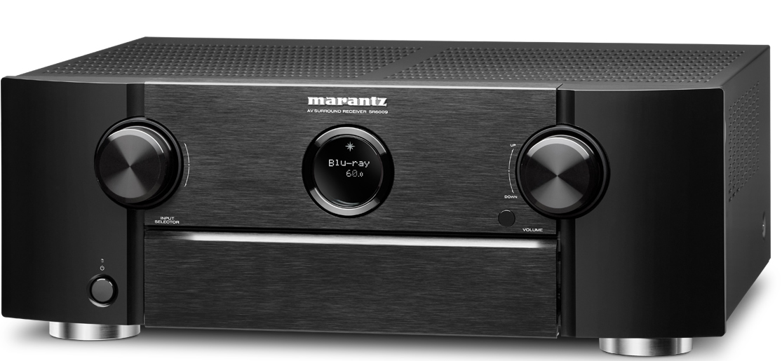 marantz sr6009 receiver surrondversterker receiver multiroom airplay bluethooth internetradio streaming apple remote app